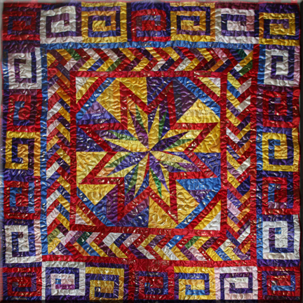Extra-Large Ribbon Quilts